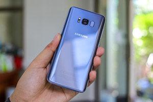 smartphone chez Samsung